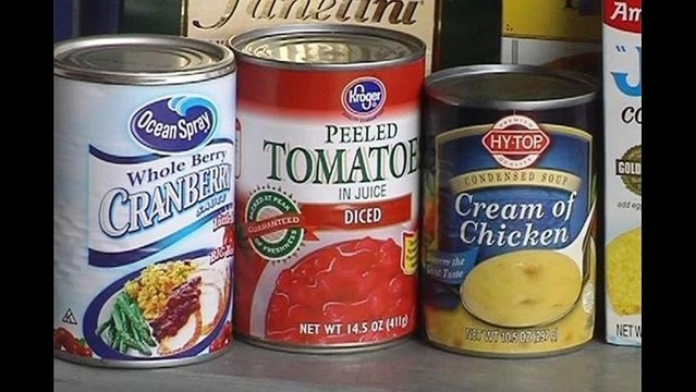Food Drives Across Washington County