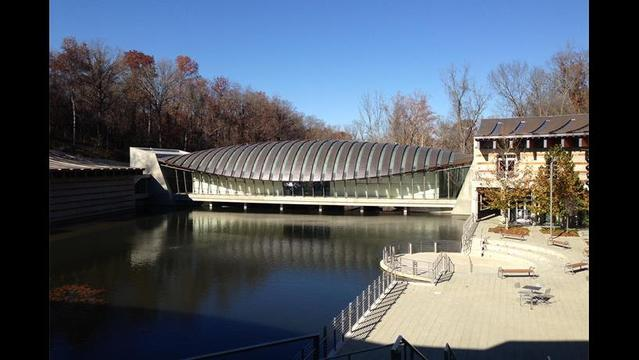 Travel+Leisure Names Crystal Bridges Among 'Best Museums'