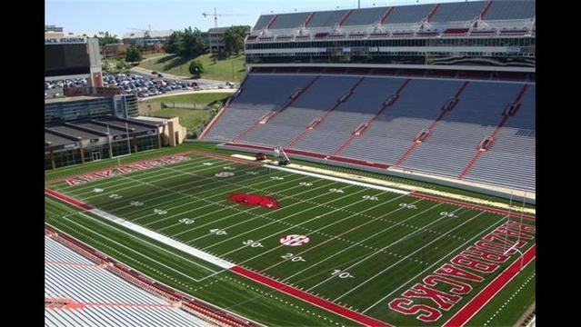 RazorbackFB Rooftop Student Club Introduced