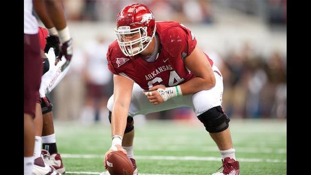 Former Hog Travis Swanson Drafted By Detroit Lions