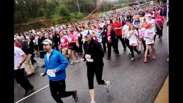 Registration Office for Race for the Cure Opens Thursday