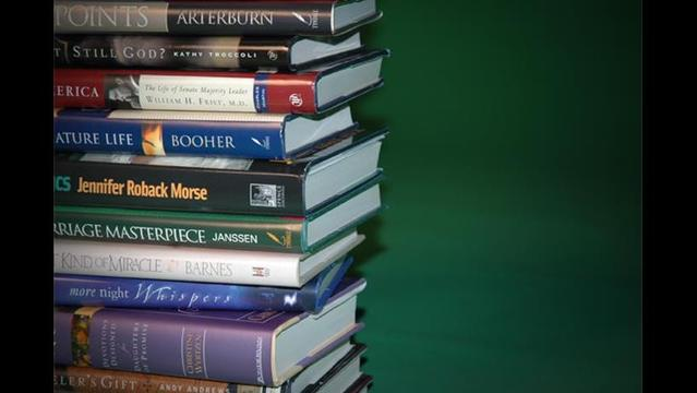 Fayetteville Wants Your Old Books for Charity Sale