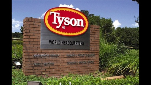 Tyson a Step Closer to Buying Hillshire