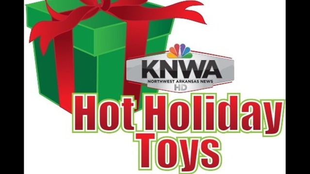 Toys Seen Dec 5th on KNWA Today