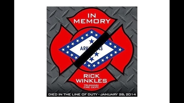 Flags to Fly at Half-Staff to Honor Fallen Firefighter