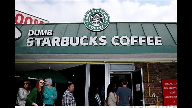 'Dumb Starbucks' Forced to Shut Down