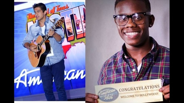 Arkansas Men Make Top Ten Idol Cut