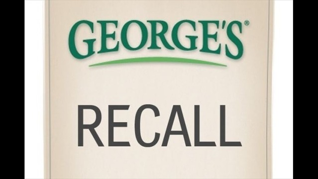 George's Inc. Recalls Nearly 30,000 lbs of Frozen Chicken