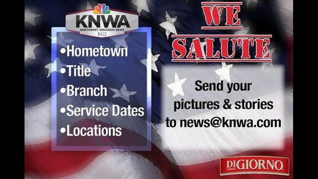 We Want to Salute our Service Members!