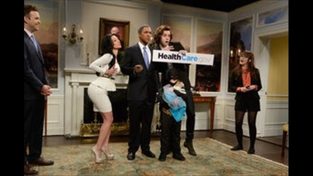 Health Care, Arkansas, Get SNL Attention