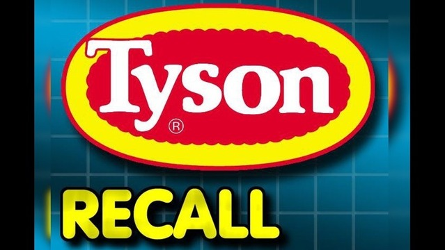 Tyson Recalls 75,000 Pounds of Chicken Nuggets
