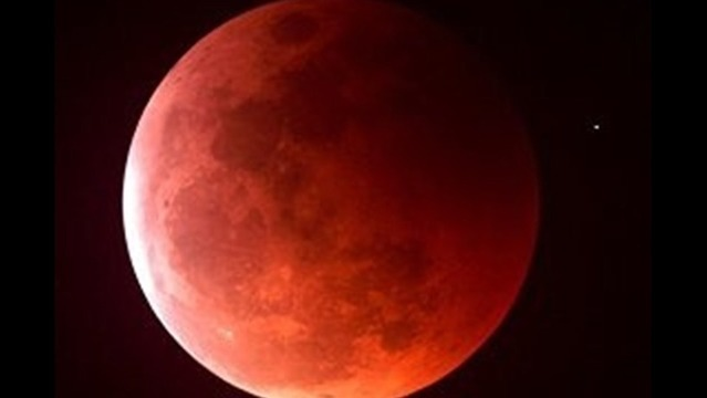 VIDEO: What is a Blood Moon?