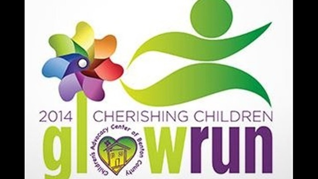 14th Annual Glow Run for Child Abuse Prevention