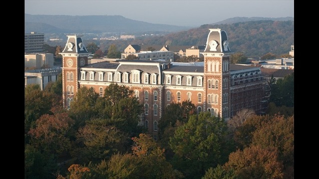 Fayetteville Named #4 Best College Town
