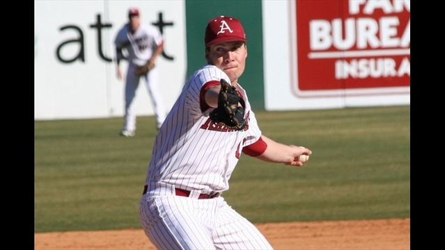 Gunn Selected by Boston in 16th Round of MLB Draft