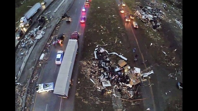 Two Children Among Victims of Deadly Arkansas Tornadoes