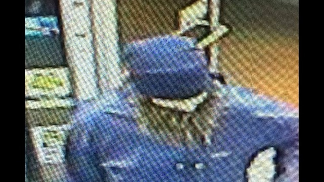 Police Ask for Help in Another Robbery Involving a Fake-Bearded Figure