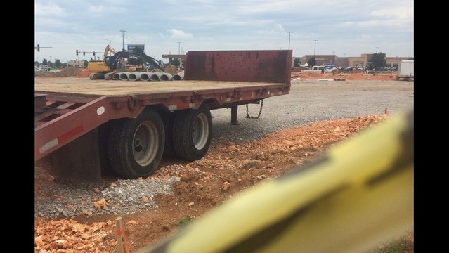 Pleasant Crossing Construction Picks Up After Years of Delay