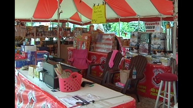 Fireworks 'Store-to-Door' Delivery in NWA