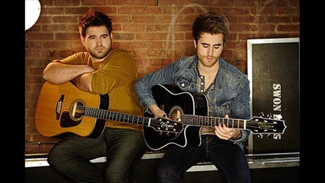 The Swon Brothers Come to Walmart AMP