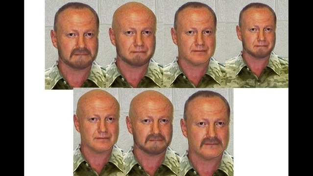 Police Release Composite Images of Escaped Murderer