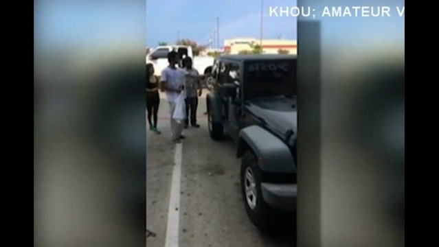 Watch: Bystanders Smash Car Windows to Get to Kids Left in Hot Car