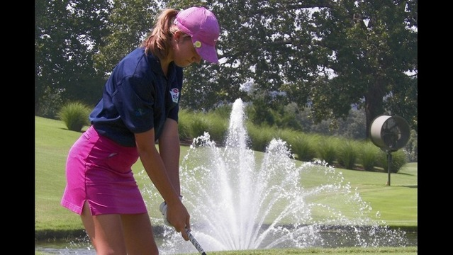 Local Teen Selected to Play with Pro Golfers