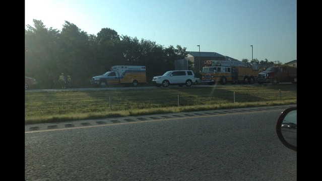 TRAFFIC ALERT: 3 Car Accident Brings Traffic to Standstill on I-49 #NWATraffic