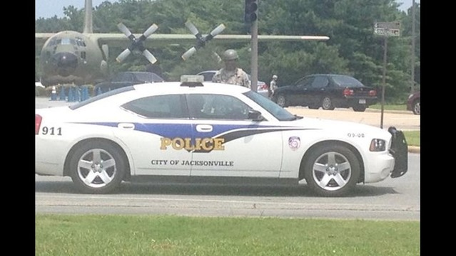 Little Rock Air Force Base Placed on Lockdown