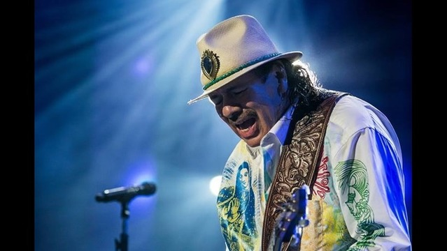 Santana to Perform at Walmart AMP