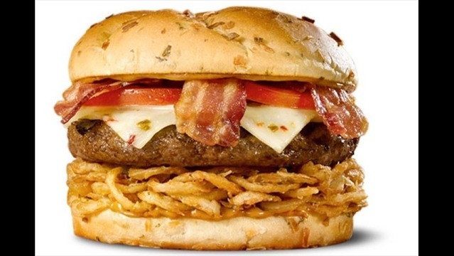 To Eat or Not to Eat: The Highest Calorie Fast Food Meal
