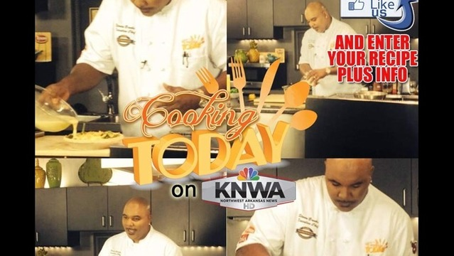 Got What it Takes to Join Chef Brooks on Cooking Today?