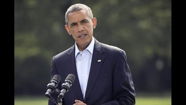 WATCH LIVE: President Obama to Speak About Missouri and Iraq Unrest
