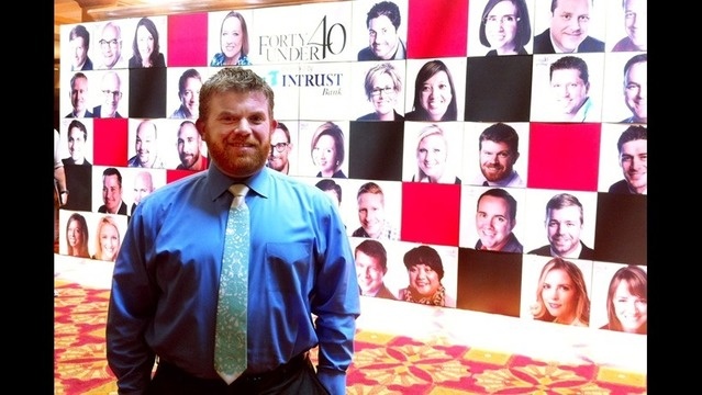 KNWA/KFTA News Director Honored Among Business Journal's '40 Under 40'