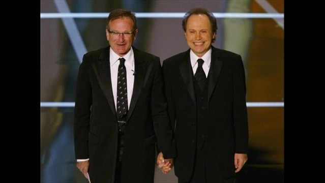 Billy Crystal to Lead Robin Williams Tribute at Emmy Awards