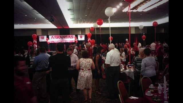 4 Things We Saw and Heard at the Razorback Football Kickoff Luncheon