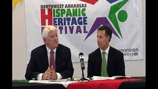 Fayetteville Chamber and Univision to Host Hispanic Heritage Festival