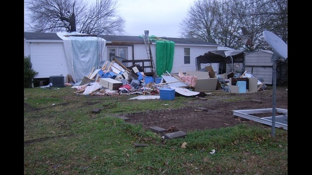 Hughes, AR Comes Together After Deadly Tornado