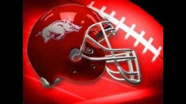 Arkansas to play spring game in Little Rock