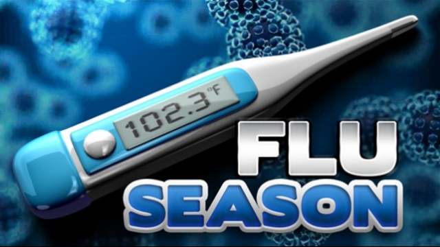 Flu season in full swing in River Region
