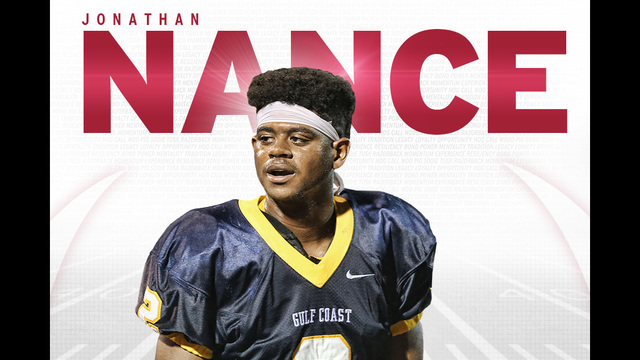 Nance Becomes First Signee Of 2017 Class
