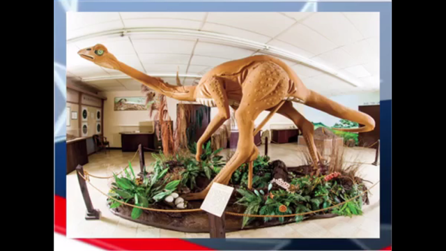 Lawmakers Vote to Support Proposal of AR State Dinosaur