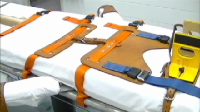 Arkansas court halts 2 executions set for Monday night