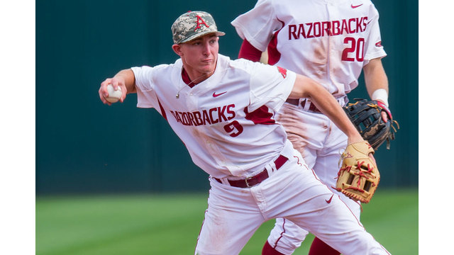 Razorbacks Finish Sweep Of Georgia