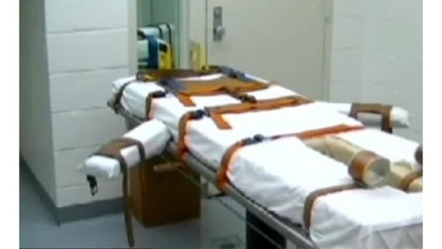 Arkansas court blocks 1 execution set for Thursday