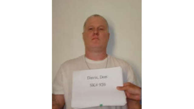SCOTUS: Don Davis' Stay of Execution Stands
