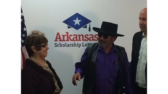 Construction worker, 71, claims $177M jackpot in Arkansas
