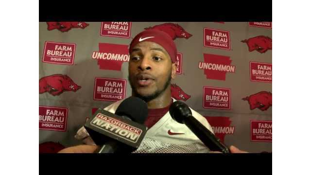 UNCUT: Hogs Continue to Improve During Week Four of Spring Practice