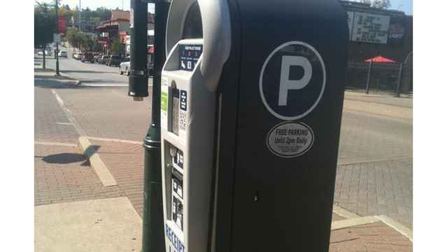 Buy a Gift Card for Parking in Fayetteville