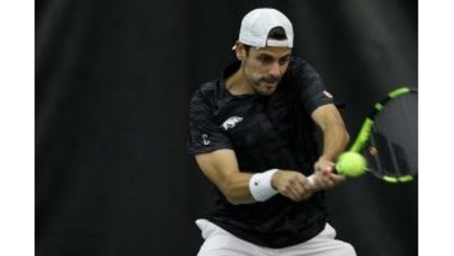No. 19 Men's Tennis Opens NCAA Regional in Gainesville